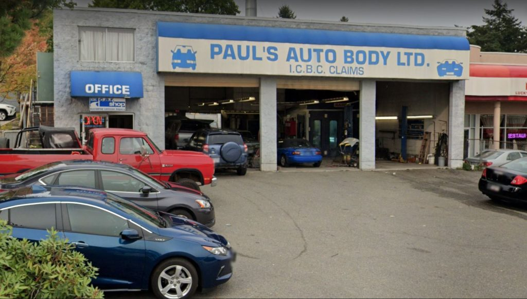 Pauls Auto Body Collision Repairs
