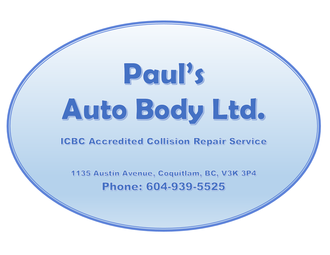 Paul's Auto Body and collision repair services