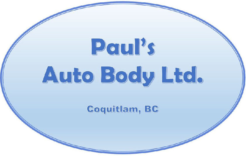 Paul's Auto Body logo